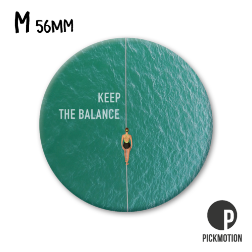 Pickmotion - Keep the balance magneetti, Putinki
