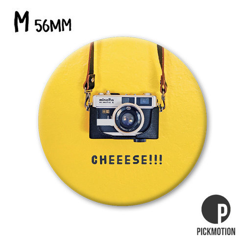 Pickmotion - Cheese! kamera magneetti, Putinki