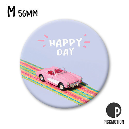 Pickmotion - Happy Day auto magneetti, Putinki